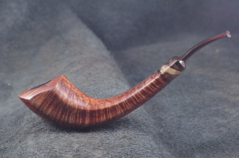 Pipe Pierre Morel HORN AAA PM SHAPE .STAB. CUMBERLAND