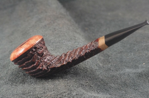 Pipe Pierre Morel RATTLE CAP AA SITTER STAB. ACRY.