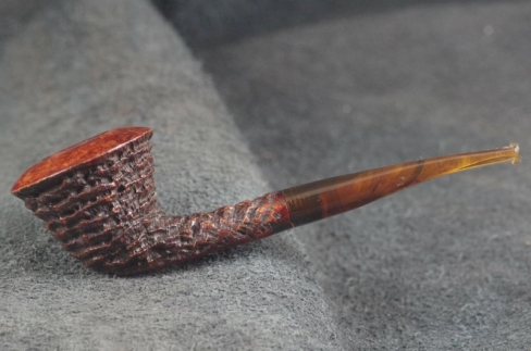Pipe Pierre Morel DUBLIN SPECIAL  SITTER ECAILLE