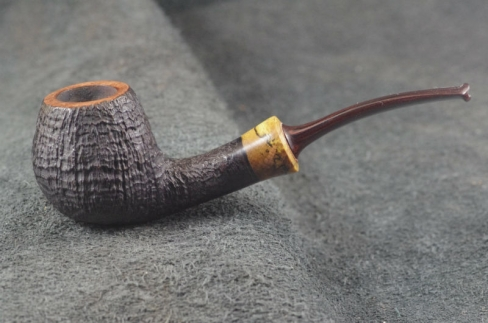 Pipe Pierre Morel APPLE LIGHT  CUMBERLAND