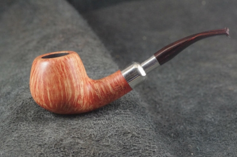 Pipe Pierre Morel APPLE AA SILVER SPIGOT CUMBERLAND