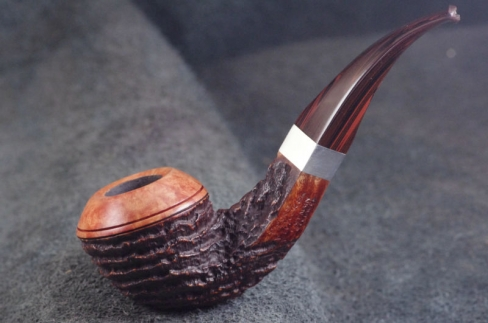 Pipe Pierre Morel HAÏTI AA SILVER LEVEL CUMBERLAND