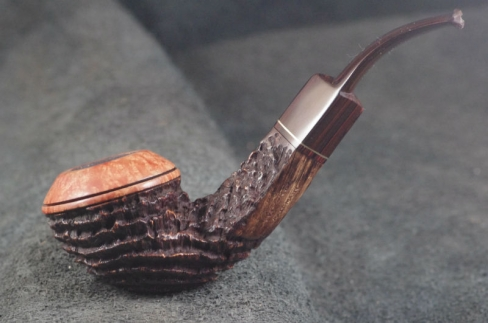 Pipe Pierre Morel HAÏTI DUO CUMBERLAND 9 mm