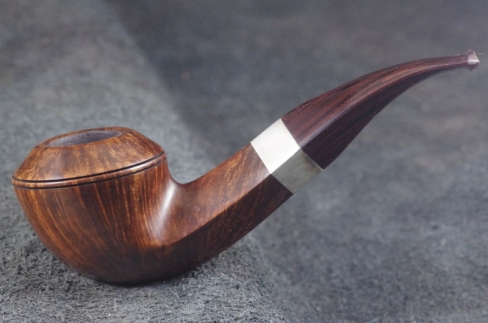 Pipe Pierre Morel HAÏTI SILVER LEVEL CUMBERLAND