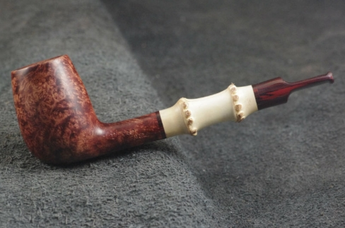 Pipe Pierre Morel NEO. AB FULL ROOT CUMBERLAND