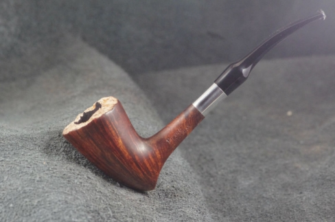 Pipe Pierre Morel 1984 SILVER ACRY.