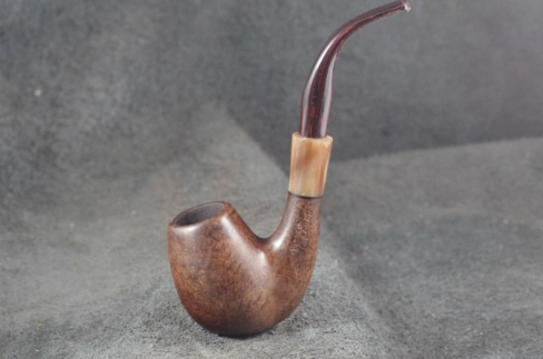 Pipe Pierre Morel EGG FULL ROOT CORNE CUMBERLAND