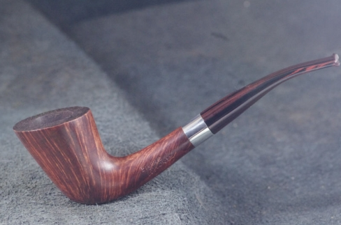 Pipe Pierre Morel DUBLIN  SILVER CUMBERLAND