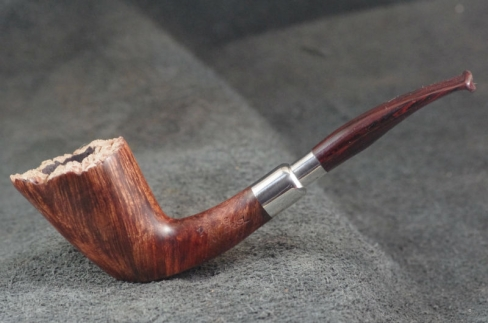 Pipe Pierre Morel DUBLIN ROOT SILVER SPIGOT CUMBERLAND