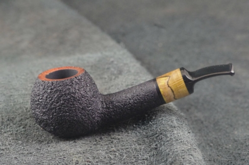 Pipe Pierre Morel APPLE  EBO. 9 mm