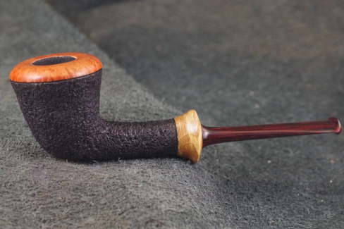 Pipe Pierre Morel DUBLIN LIGHT DUO SITTER CUMBERLAND