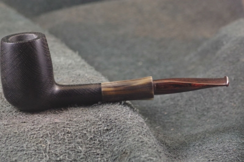 Pipe Pierre Morel NEO.   FOSSIL CORNE CUMBERLAND