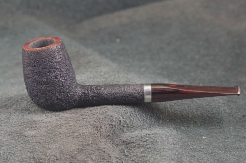 Pipe Pierre Morel NEO SILVER SITTER CUMBERLAND