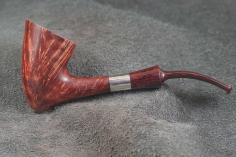 Pipe Pierre Morel 1984 SILVER CUMBERLAND