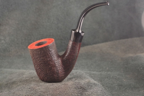 Pipe Pierre Morel CHASSE HONGROISE XL DUO ACRY.
