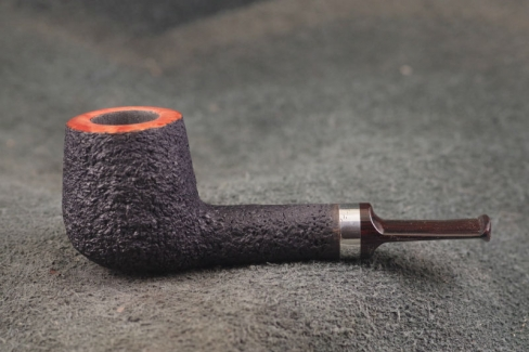 Pipe Pierre Morel MINI NEO SILVER SITTER SADDLE
