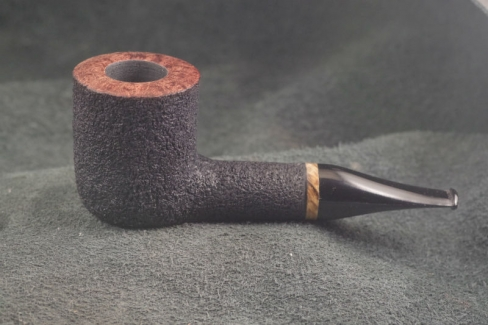 Pipe Pierre Morel FAT BOY SITTER EBONITE