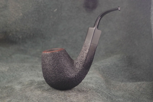 Pipe Pierre Morel BENT PM jr  XL ACRYLIQUE