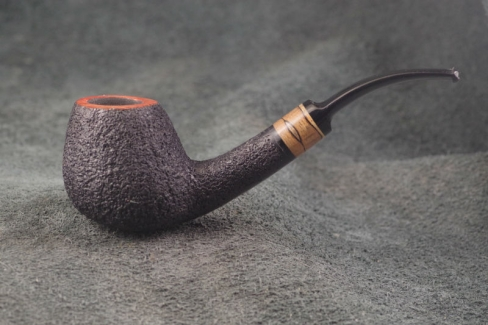 Pipe Pierre Morel N° 24 EBONITE