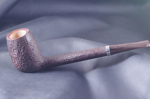 Pipe Pierre Morel Canadienne AB silver cumberland