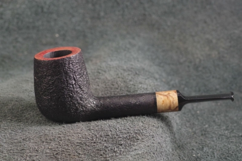 Pipe Pierre Morel NEO SADDLE  SITTER  ACRY.