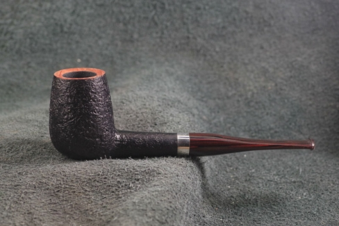 Pipe Pierre Morel NEO SABLEE SILVER SITTER CUMBERLAND