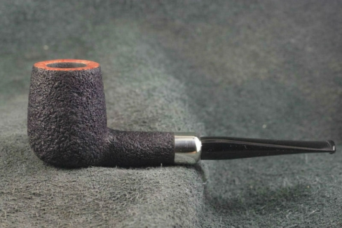 Pipe Pierre Morel EOGENE SILVER SITTER EBONITE