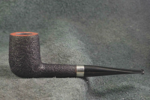 Pipe Pierre Morel NEOGENE SILVER SITTER EBONITE
