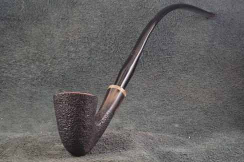 Pipe Pierre Morel DUBLIN CHURCHWARDEN CORNE EBONITE