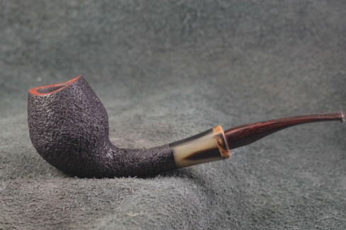 Pipe Pierre Morel CUTTY CORNE CUMBERLAND