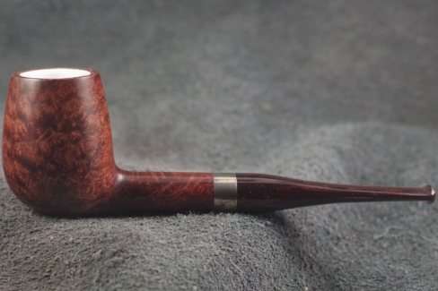 Pipe Pierre Morel NEO. FULL ROOT SILVER SITTER ECUME VERITABLE CUMBERLAND