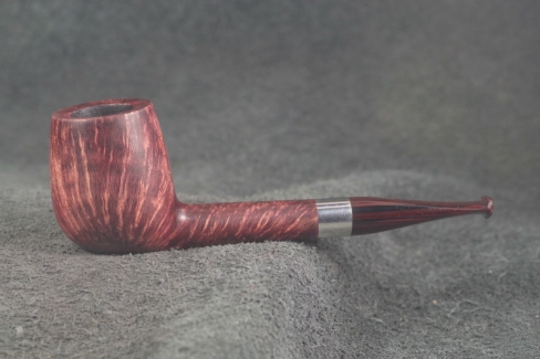 Pipe Pierre Morel NEO. SILVER SITTER CUMBERLAND