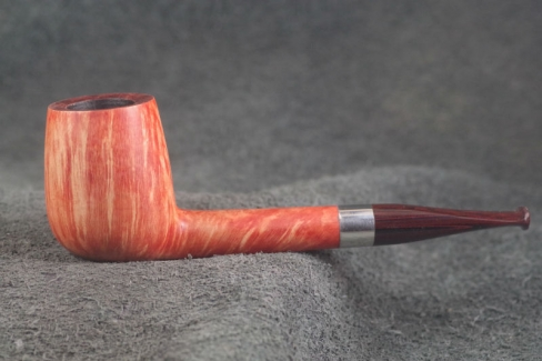 Pipe Pierre Morel NEO. AA SILVER SITTER CUMBERLAND