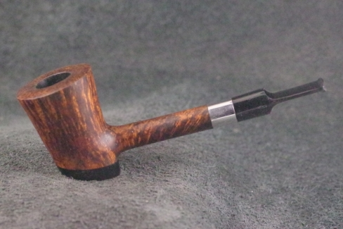 Pipe Pierre Morel STAND UP AA SILVER EBONITE