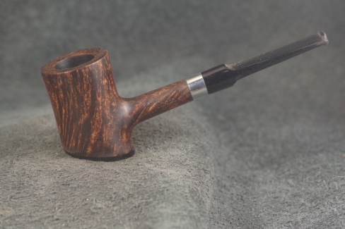 Pipe Pierre Morel STAND UP AA SILVER ACRYLIQUE