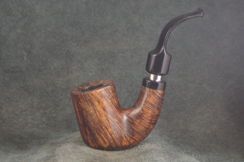 Pipe Pierre Morel CHASSE HONGROISE XL SILVER SITTER ACRYLIQUE