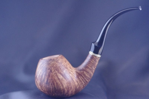 Pipe Pierre Morel Brandy A sitter ebonite