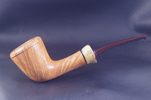Pipe Pierre Morel DUB LIGHT STRAIGHT GRAIN CUMBERLAND