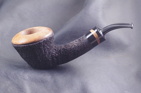 Pipe Pierre Morel FLAT DUB ACRY.