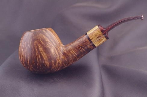 Pipe Pierre Morel Boule A sitter saddle cumberland