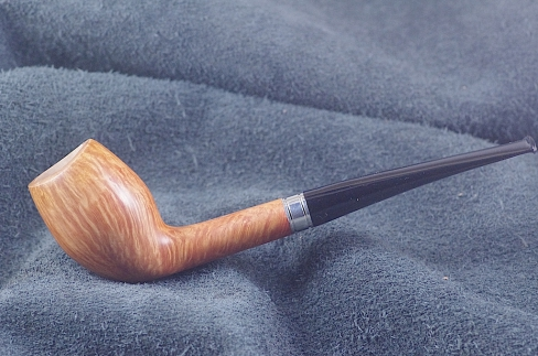 Pipe Pierre Morel CUTTY AAA SILVER EBO