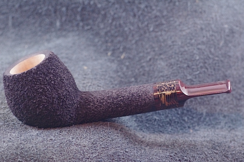 Pipe Pierre Morel BOULE STRAIGHT PALMIER CUMBERLAND