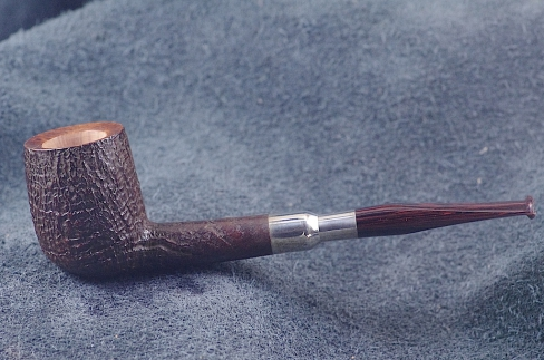 Pipe Pierre Morel NEO LIGHT SILVER SPIGOT CUMBERLAND