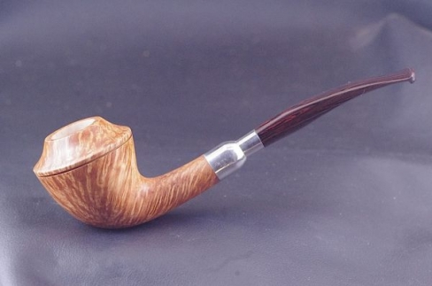 Pipe Pierre Morel Cutty Gold AA silver spigot cumberland