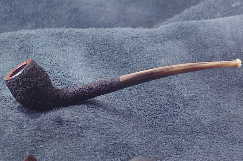 Pipe Pierre Morel CUTTY LIGHT CORNE