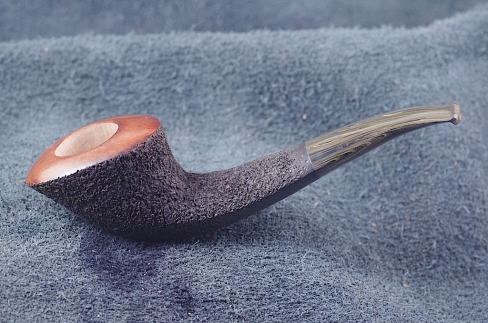 Pipe Pierre Morel SPECIALE  OVALE CUMBERLAND