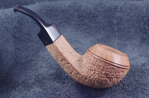 Pipe Pierre Morel B.G.  AA VIRGIN ACRY
