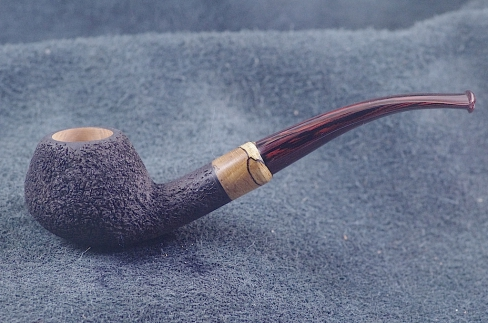 Pipe Pierre Morel BOULE  LIGHT STAB CUMBERLAND