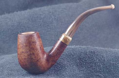Pipe Pierre Morel BENT AB FULL ROOT STAB.CORNE