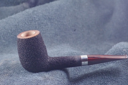 Pipe Pierre Morel NEO XL SILVER CUMBERLAND.